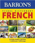 Barron's Visual Dictionary (French-English)