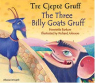 The Three Billy Goats Gruff (Dutch-English)