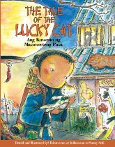 The Tale of the Lucky Cat (Tagalog-English)