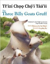 Three Billy Goats Gruff  (Navajo-English)