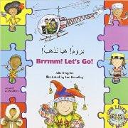 Brrmm! Let's Go! (Arabic-English)