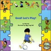 Goal! Let's Play! (Arabic-English)
