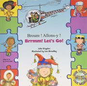Brrmm! Let's Go! (French-English)