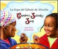 Grandma's Saturday Soup (Spanish-English)