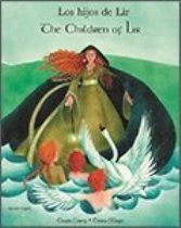 The Children of Lir: A Celtic Legend (Spanish-English)