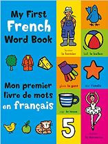 My First French Word Book (French-English)