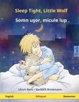 Sleep Tight, Little Wolf (Romanian-English)