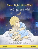 Sleep Tight, Little Wolf (Nepali-English)