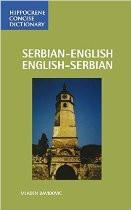 Serbian-English/English-Serbian Concise Dictionary