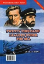 World Best Sellers: Twenty Thousand Leagues Under the Sea (Arabic-English)