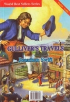 World Best Sellers: Gulliver's Travels (Arabic-English)