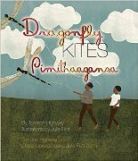 Dragonfly Kites (Cree-English)