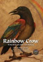Rainbow Crow with CD (Ojibwe-English)
