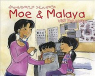 Moe and Malaya Visit the Nurse (Inuktituk-English)