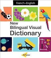 Milet New Bilingual Visual Dictionary (French-English)