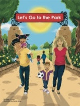 Let's Go to the Park (Farsi-English)