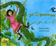 Jill and the Beanstalk (Farsi-English)