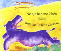 Keeping Up with Cheetah (Welsh-English)