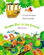 Sports Day in the Jungle (Bulgarian-English)