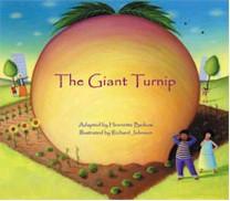 The Giant Turnip (Bulgarian-English)