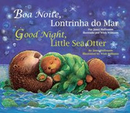 Good Night, Little Sea Otter (Portuguese-English)