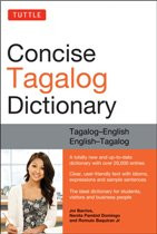 Tuttle Concise Tagalog Dictionary (Tagalog-English)