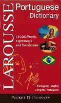 Larousse Pocket Dictionary: Portuguese-English/English-Portuguese (Portuguese-English)