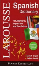 Larousse Pocket Dictionary: Spanish-English/English-Spanish (Spanish-English)