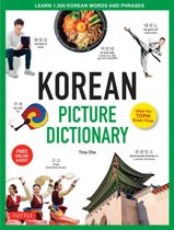 Tuttle Korean Picture Dictionary (Korean-English)