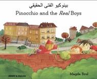 Pinocchio and the Real Boys (Arabic-English)