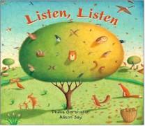 Listen, Listen (Romanian-English)