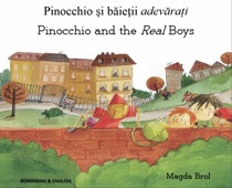 Pinocchio and the Real Boys (Romanian-English)