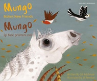 Mungo Makes New Friends (Romanian-English)