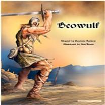 Beowulf: An Anglo-Saxon Epic (Spanish-English)