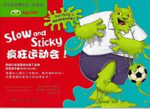 Bug Club : Horribilly: Slow and Sticky (Chinese_simplified-English)