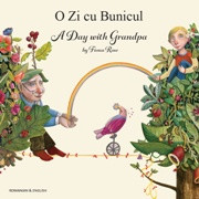 A Day with Grandpa (Romanian-English)