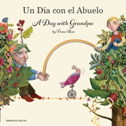 A Day with Grandpa (Spanish-English)