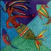 Mamy Wata and the monster (Hungarian-English)