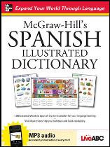 McGraw-Hill's Spanish Illustrated Dictionary with CD (Spanish-English)