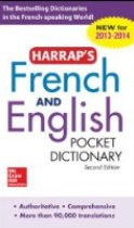 Harrap's French and English Pocket Dictionary (French-English)