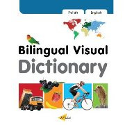 Milet Bilingual Visual Dictionary / Book & Interactive CD (Polish-English)