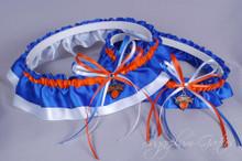 New York Knicks Classic Wedding Garter Set