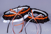 Philadelphia Flyers Classic Wedding Garter Set