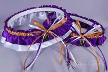 University of Washington Huskies Classic Wedding Garter Set