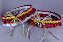 Washington Redskins Classic Wedding Garter Set