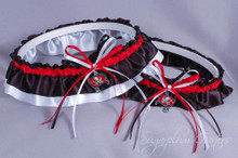Tampa Bay Buccaneers Classic Wedding Garter Set