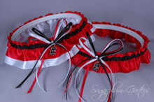 Portland Trail Blazers Classic Wedding Garter Set