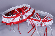 Philadelphia Phillies Classic Wedding Garter Set