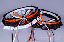 Oklahoma State University Cowboys Classic Wedding Garter Set