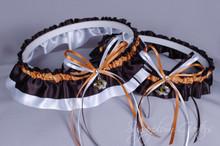 University of Missouri Tigers Classic Wedding Garter Set